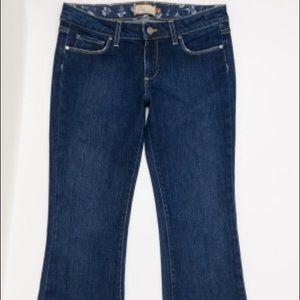 Paige boot cut jeans size 27